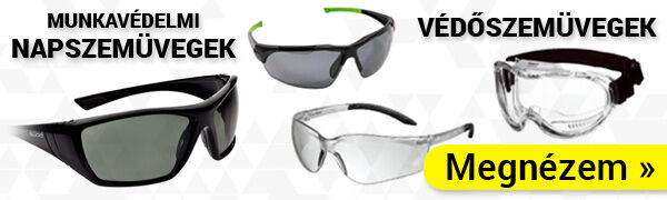 Munkavédelmi napszemüvegek