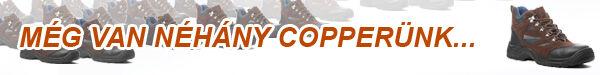 Copper S1P SRC munkavédelmi cipő és bakancs